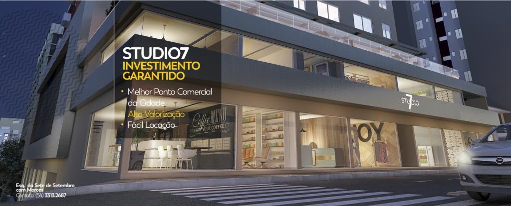 Salas Comerciais Studio 7