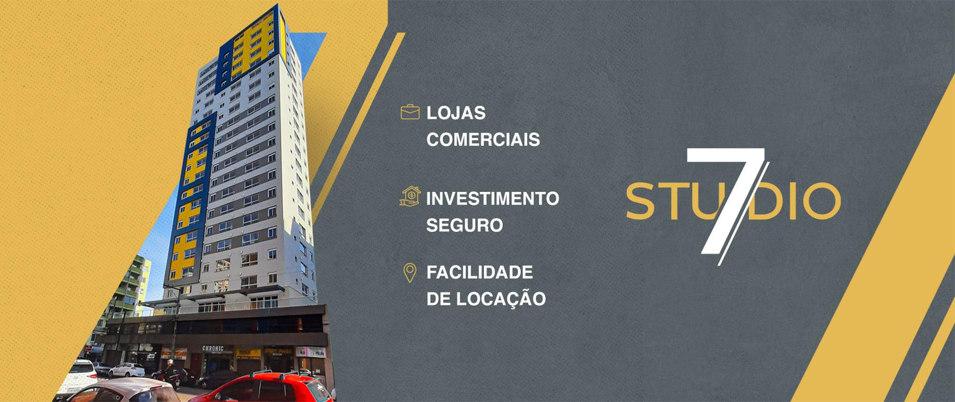 Lojas Comerciais Studio7